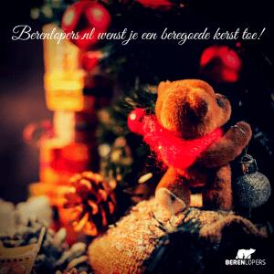 Berenlopers.nl wenst je beregoede kerst toe!
