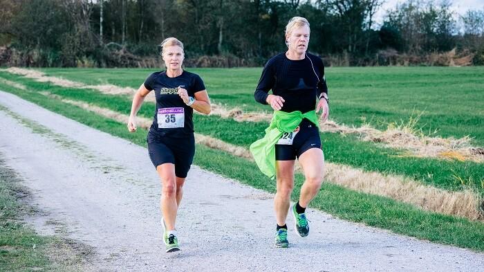 Foto's hele marathon Berenloop 2016 deel 1.