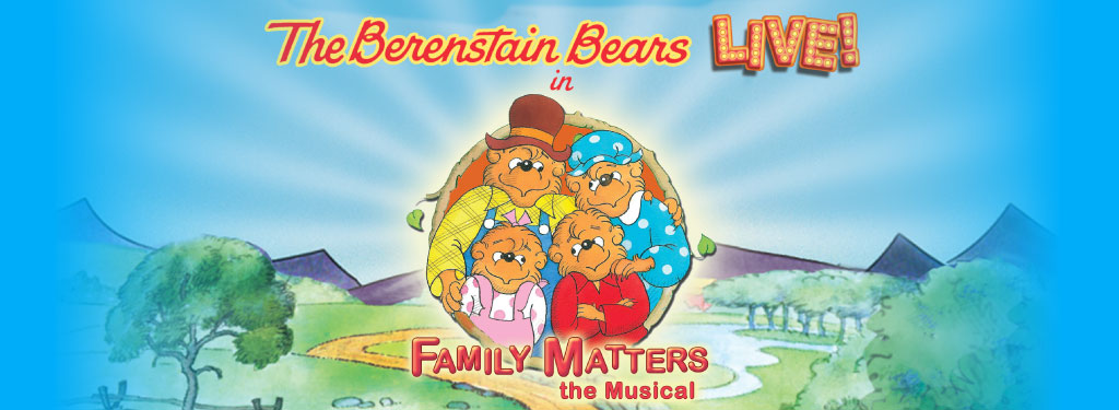 Image result for berenstain bears live