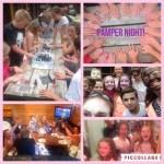 Avon Tyrrell Pamper Night