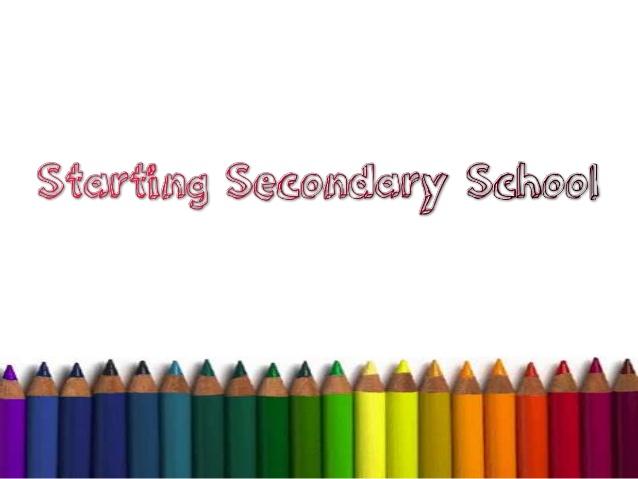 starting-secondary-school