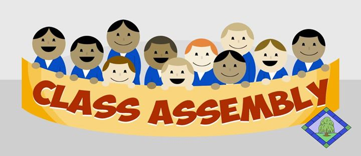 Image result for class assembly clipart