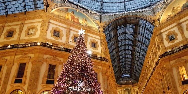Natale in Galleria Vittorio Emanuele