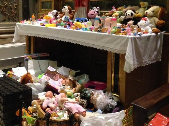 5 cose da fare a Bergamo a Dicembre  : la tradizione di santa Lucia