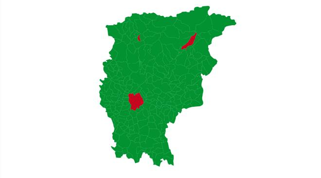 Elezioni Europee 2019 La Geografia Del Voto In Italia Con