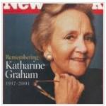 Katherine Graham (deceased)Owner/Editor of the Washington Post