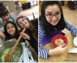 Bergamo Soup Club 3/7/17 – Chicken Noodle Soup