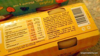 compote dulcesol aux céréales