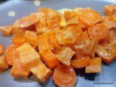 carotte et patate douce curry crème - papillote mastrad (2)