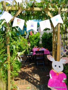anniversaire sylvanians families - bergamote family (1)
