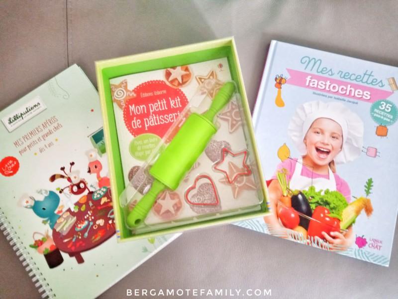livres de cuisine pour enfant