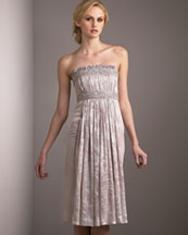 T0QXB Beaded Dress 840.00