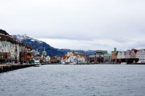 Vågen i 2013. Fotograf: Ingfrid Bækken, Bergen Byarkiv.