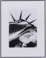 "<h5>""Untitled [from the Aspects of Liberty series]"" by Victoria Owens (N/D)</h5><p>Approx. 8″x10″; Photograph BMAS N/N</p>"