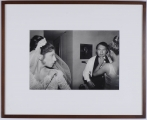"<h5>""People Candid"" by Mel DiGiacomo (N/D)</h5><p>Approx. 9″x13″; Gelatin silver print BMAS 1015</p>"