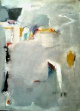 "<h5>Inner Qualities</h5><p>24""x36"" Watercolor/Acrylic </p>"