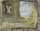 "<h5>Silencio</h5><p>48""x60""  Acrylic (mixed media) on canvas</p>"