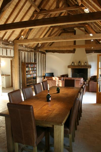 Bellevue Three Bedroom Barn Conversion In The South Of France