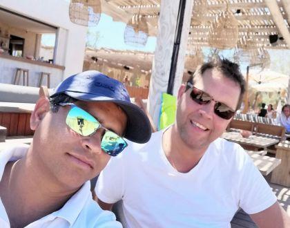 Kesaram and Bertrand