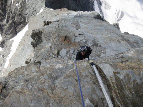 Liongrat am Matterhorn