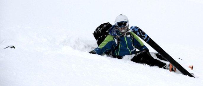 Ski-Expedition Kamtschatka: Spass