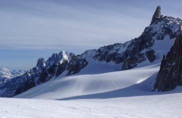 Südtiroler Bergführer Ausbildung / Skifahren