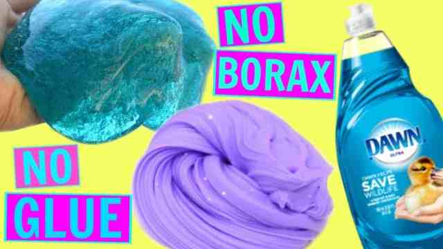 How To Make Slime Without Glue  Bergeron Knows