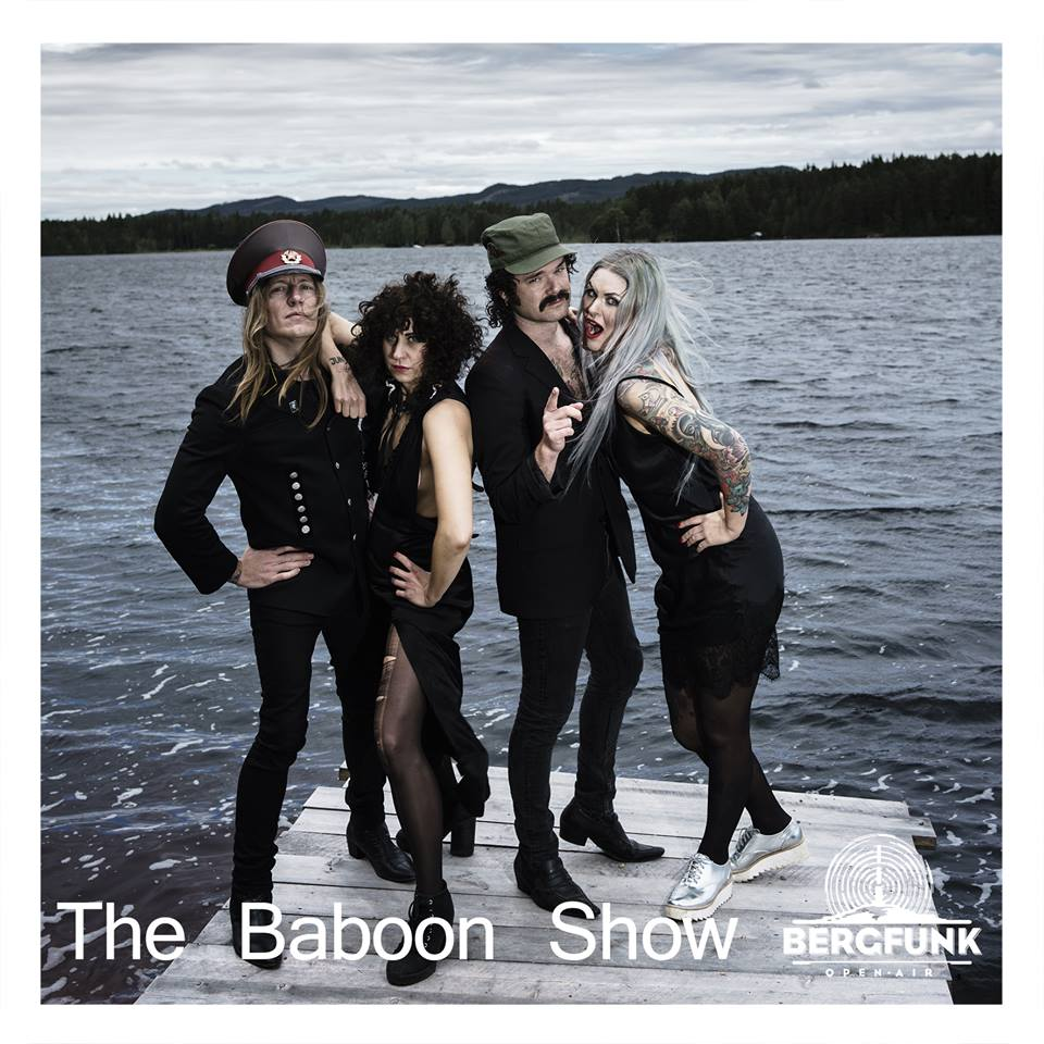 THE BABOON SHOW
