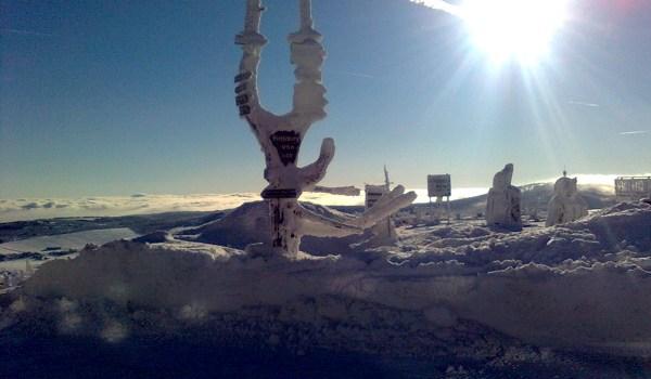 Winterwelt Erzgebirge