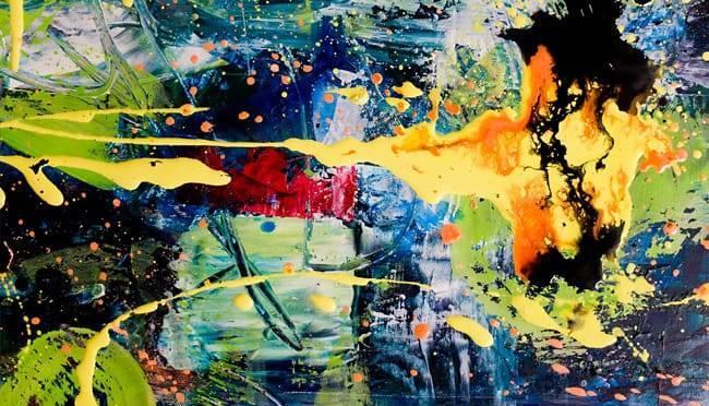 Wochenendworkshop Acrylmalerei ab 22.11.