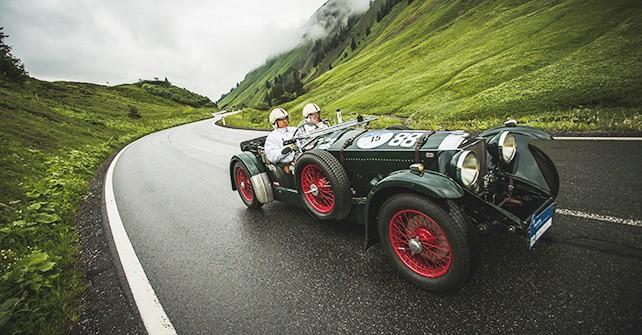 6. Arlberg Classic Car Rally