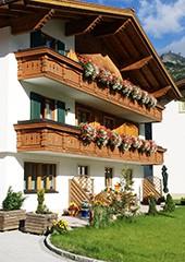Vorschau Bergland Appartement Sommer