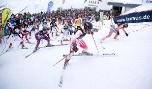 der weisse ring lech zürs zug am arlberg winter skirennen