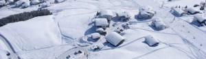 Direkt an der Skipiste und an Wanderwegen | Bergland Appartement | Lech Zürs am Arlberg