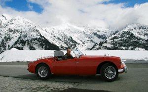 Anreise nach Lech Zürs am Arlberg mit dem Auto | Bergland Appartement