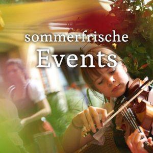 Sportliche und Kulturelle Veranstaltungen rund um das Bergland Appartement und Lech Arlberg Tannberg