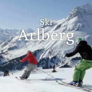 Ski Arlberg das Skigebiet Lech Zurs Schrocken Warth Rauz St Christoph St Anton Bergland Appartements