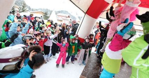 Kinder-Fasching Lech Zürs Arlberg Events winter 2015/16 Bergland Appartements