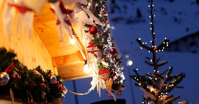 """Weihnachtskonzert """"Mitten in der Winternacht"""""""