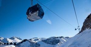 Weingondeln Lech Zürs Arlberg Events winter 2015/16 Bergland Appartements