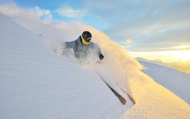 Lech Zuers Ski Arlberg - Das Mekka für Tiefschnee-Liebhaber und Powderjunkies - Bergland Appartements