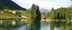 Fischteich Lech/Zug