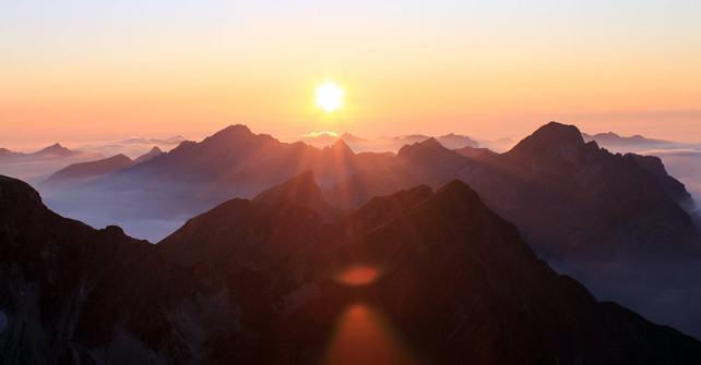 LechErLeben: Sonnenaufgangs-Wanderung