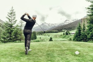 Best of the Alps Golfturnier in Lech am Arlberg - Bergland Appartements