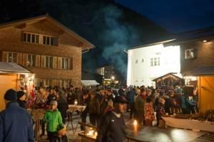 Lecher Weihnachtsmarkt - Bergland Appartements - Winter 2017 18 - Veranstaltungen Lech Zürs