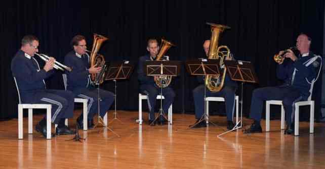 Sonntagskonzert der Polizeimusik Vorarlberg
