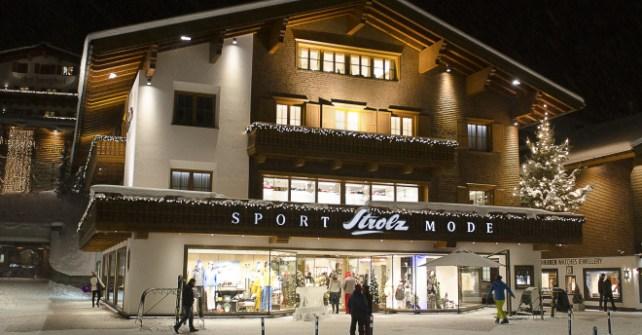 Skifahren mit Strolzgenuss – Skitest