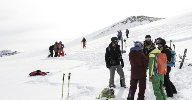 Rossignol Junior Freeride Camp