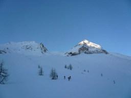 Äussere Gramsenspitze und Vordere Rotspitze