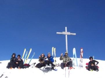 Gipfelbild Lorenzispitz